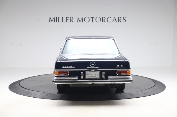 Used 1971 Mercedes Benz 300 SEL 6.3 for sale $117,000 at Bentley Greenwich in Greenwich CT 06830 6