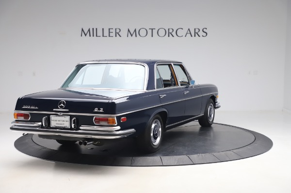 Used 1971 Mercedes Benz 300 SEL 6.3 for sale $117,000 at Bentley Greenwich in Greenwich CT 06830 7
