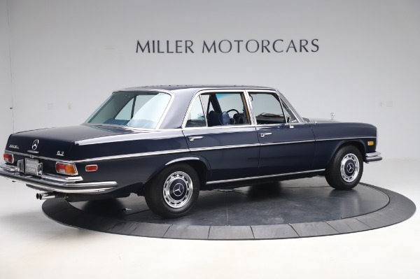 Used 1971 Mercedes Benz 300 SEL 6.3 for sale $117,000 at Bentley Greenwich in Greenwich CT 06830 8
