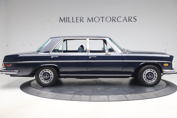 Used 1971 Mercedes Benz 300 SEL 6.3 for sale $117,000 at Bentley Greenwich in Greenwich CT 06830 9