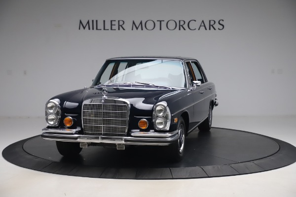 Used 1971 Mercedes Benz 300 SEL 6.3 for sale $117,000 at Bentley Greenwich in Greenwich CT 06830 1