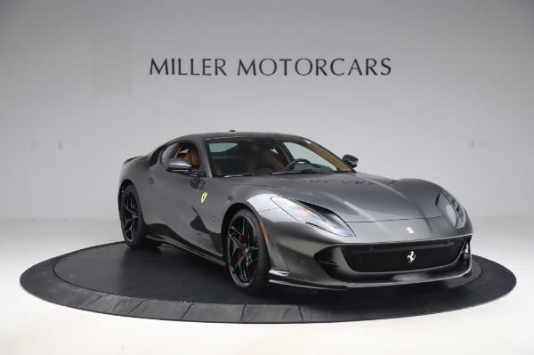 Used 2020 Ferrari 812 Superfast for sale $399,900 at Bentley Greenwich in Greenwich CT 06830 11