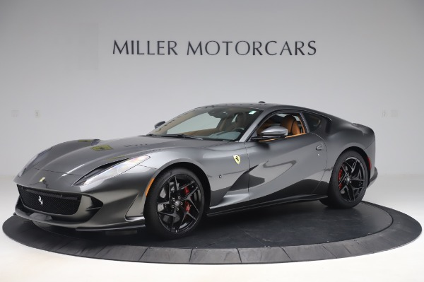 Used 2020 Ferrari 812 Superfast for sale $399,900 at Bentley Greenwich in Greenwich CT 06830 2