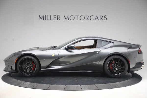 Used 2020 Ferrari 812 Superfast for sale $399,900 at Bentley Greenwich in Greenwich CT 06830 3