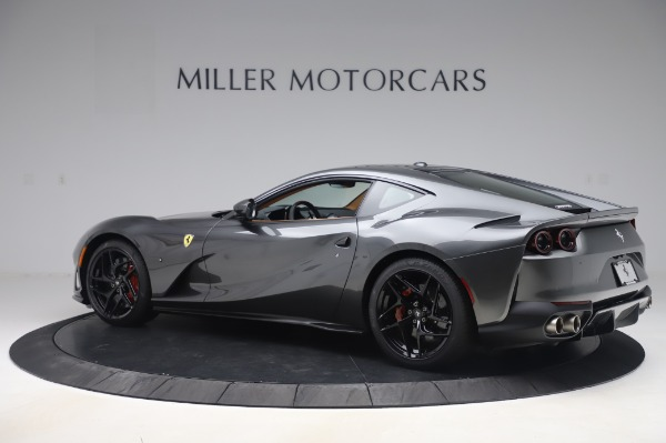Used 2020 Ferrari 812 Superfast for sale $399,900 at Bentley Greenwich in Greenwich CT 06830 4
