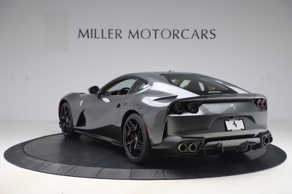 Used 2020 Ferrari 812 Superfast for sale $399,900 at Bentley Greenwich in Greenwich CT 06830 5