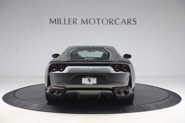 Used 2020 Ferrari 812 Superfast for sale $399,900 at Bentley Greenwich in Greenwich CT 06830 6