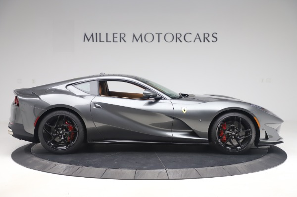 Used 2020 Ferrari 812 Superfast for sale $399,900 at Bentley Greenwich in Greenwich CT 06830 9