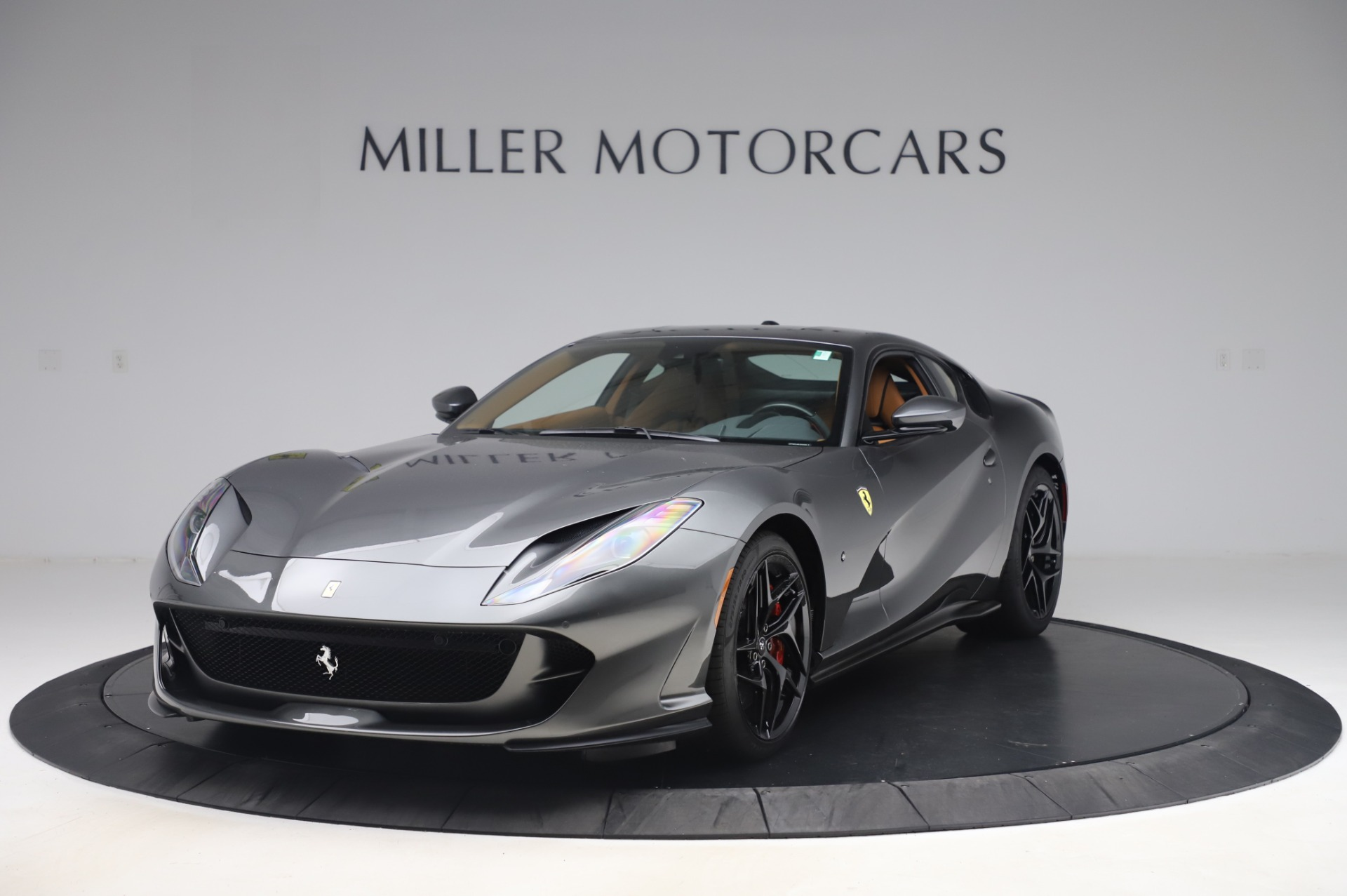 Used 2020 Ferrari 812 Superfast for sale $399,900 at Bentley Greenwich in Greenwich CT 06830 1