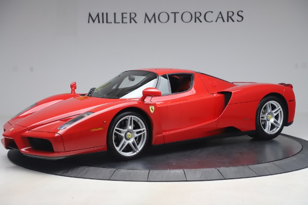 Used 2003 Ferrari Enzo for sale $2,995,000 at Bentley Greenwich in Greenwich CT 06830 2