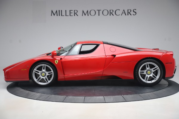Used 2003 Ferrari Enzo for sale $2,995,000 at Bentley Greenwich in Greenwich CT 06830 3
