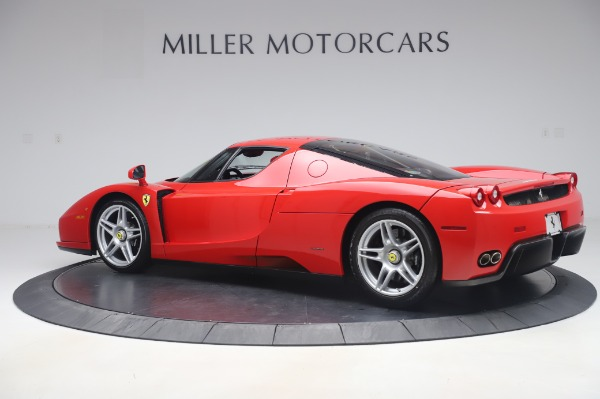 Used 2003 Ferrari Enzo for sale $2,995,000 at Bentley Greenwich in Greenwich CT 06830 4