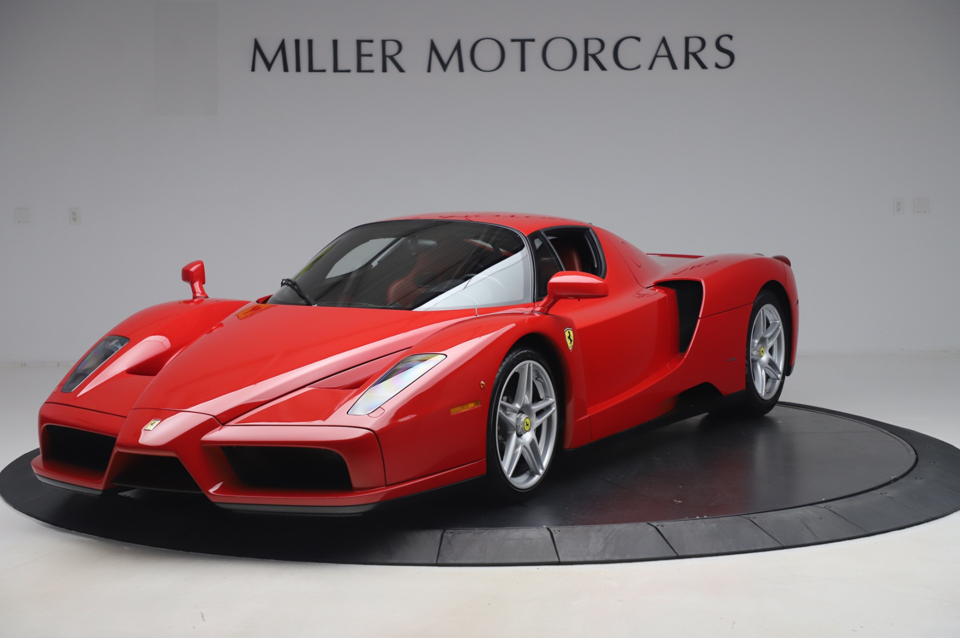 Used 2003 Ferrari Enzo for sale $3,195,000 at Bentley Greenwich in Greenwich CT 06830 1