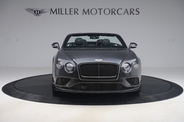 Used 2016 Bentley Continental GT Convertible Speed for sale $139,900 at Bentley Greenwich in Greenwich CT 06830 11