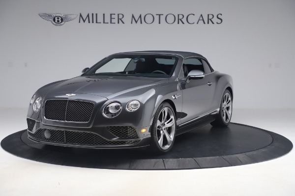 Used 2016 Bentley Continental GT Convertible Speed for sale $139,900 at Bentley Greenwich in Greenwich CT 06830 12