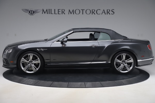 Used 2016 Bentley Continental GTC Speed for sale $146,900 at Bentley Greenwich in Greenwich CT 06830 13