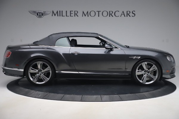 Used 2016 Bentley Continental GT Convertible Speed for sale $139,900 at Bentley Greenwich in Greenwich CT 06830 15