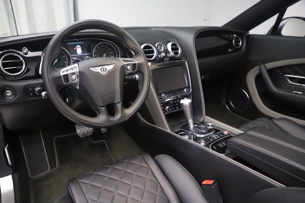 Used 2016 Bentley Continental GT Convertible Speed for sale $139,900 at Bentley Greenwich in Greenwich CT 06830 17