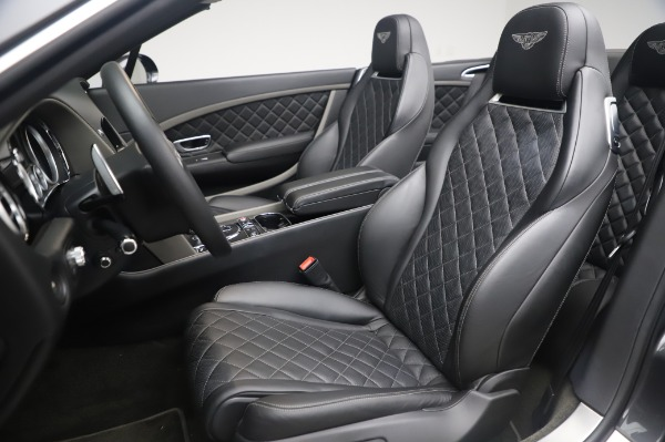 Used 2016 Bentley Continental GTC Speed for sale $146,900 at Bentley Greenwich in Greenwich CT 06830 19