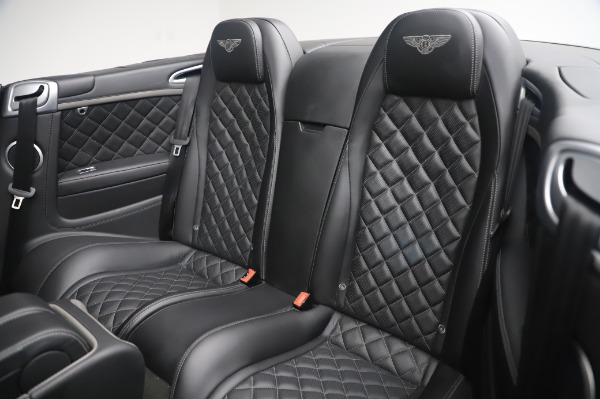 Used 2016 Bentley Continental GT Speed for sale Sold at Bentley Greenwich in Greenwich CT 06830 21