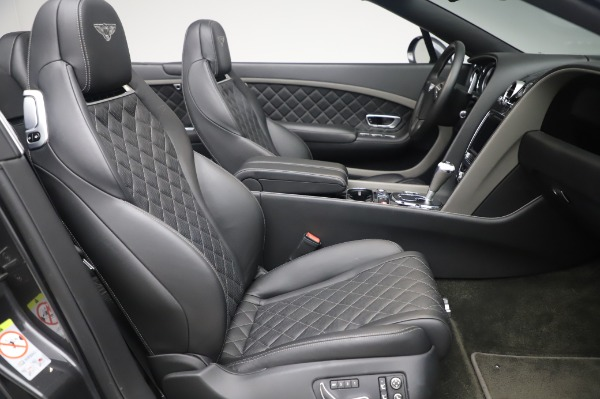Used 2016 Bentley Continental GT Speed for sale Sold at Bentley Greenwich in Greenwich CT 06830 24