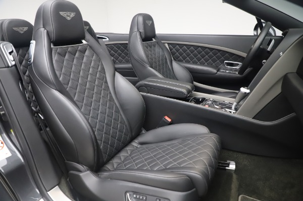 Used 2016 Bentley Continental GT Speed for sale Sold at Bentley Greenwich in Greenwich CT 06830 25