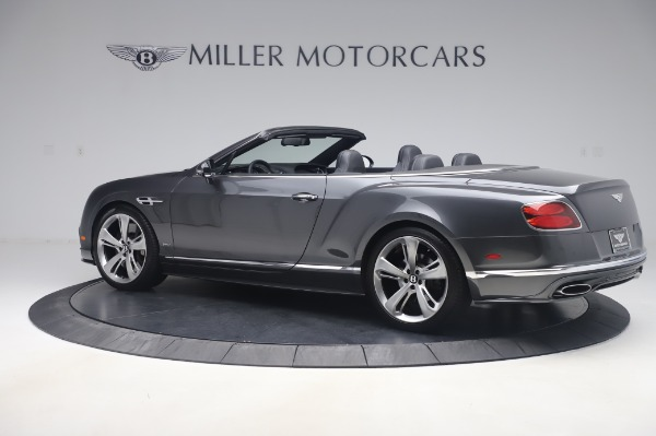 Used 2016 Bentley Continental GTC Speed for sale $146,900 at Bentley Greenwich in Greenwich CT 06830 4
