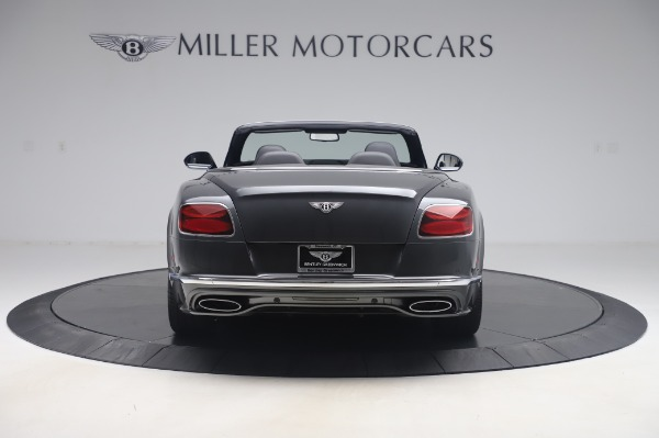 Used 2016 Bentley Continental GTC Speed for sale $146,900 at Bentley Greenwich in Greenwich CT 06830 6