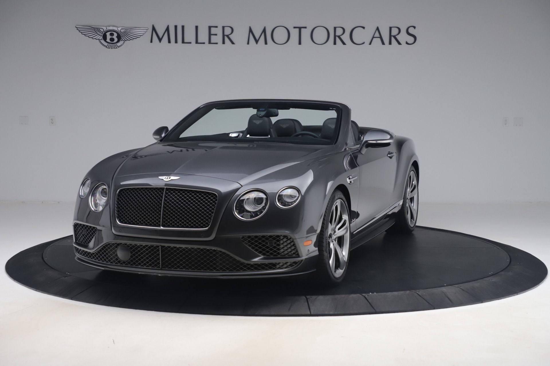 Used 2016 Bentley Continental GTC Speed for sale $146,900 at Bentley Greenwich in Greenwich CT 06830 1