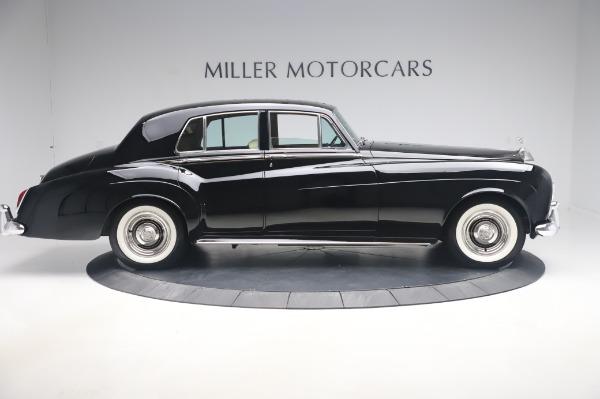 Used 1965 Rolls-Royce Silver Cloud III for sale $99,900 at Bentley Greenwich in Greenwich CT 06830 10
