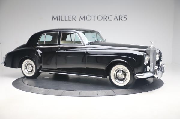 Used 1965 Rolls-Royce Silver Cloud III for sale $99,900 at Bentley Greenwich in Greenwich CT 06830 11