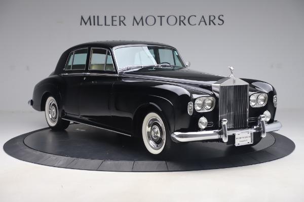 Used 1965 Rolls-Royce Silver Cloud III for sale $99,900 at Bentley Greenwich in Greenwich CT 06830 12