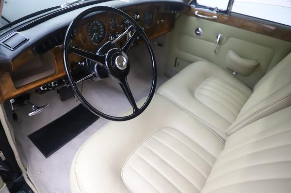 Used 1965 Rolls-Royce Silver Cloud III for sale $99,900 at Bentley Greenwich in Greenwich CT 06830 14