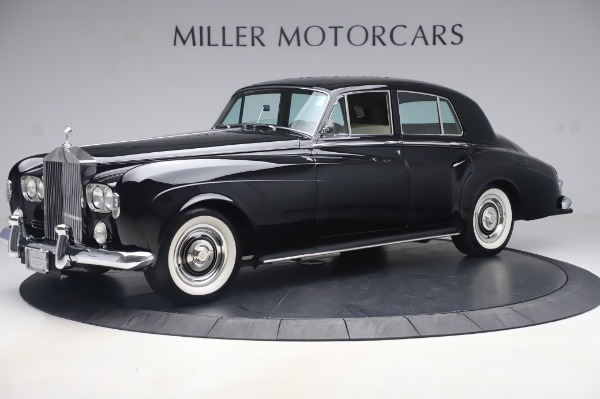 Used 1965 Rolls-Royce Silver Cloud III for sale $99,900 at Bentley Greenwich in Greenwich CT 06830 2