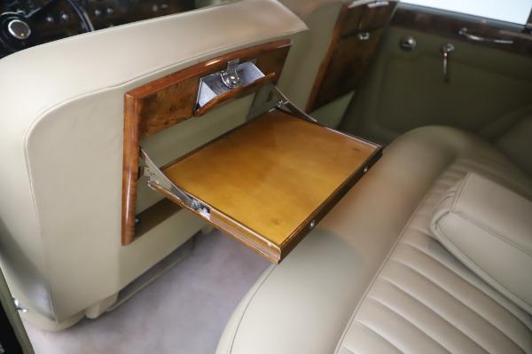 Used 1965 Rolls-Royce Silver Cloud III for sale $99,900 at Bentley Greenwich in Greenwich CT 06830 20