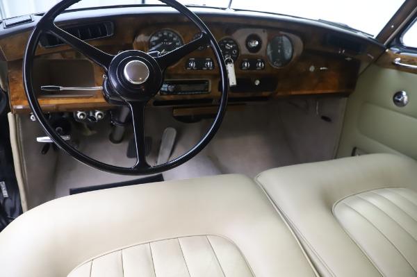 Used 1965 Rolls-Royce Silver Cloud III for sale $99,900 at Bentley Greenwich in Greenwich CT 06830 21