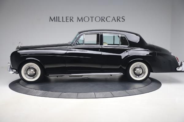 Used 1965 Rolls-Royce Silver Cloud III for sale $99,900 at Bentley Greenwich in Greenwich CT 06830 3