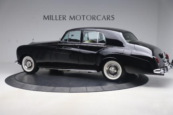 Used 1965 Rolls-Royce Silver Cloud III for sale $99,900 at Bentley Greenwich in Greenwich CT 06830 4