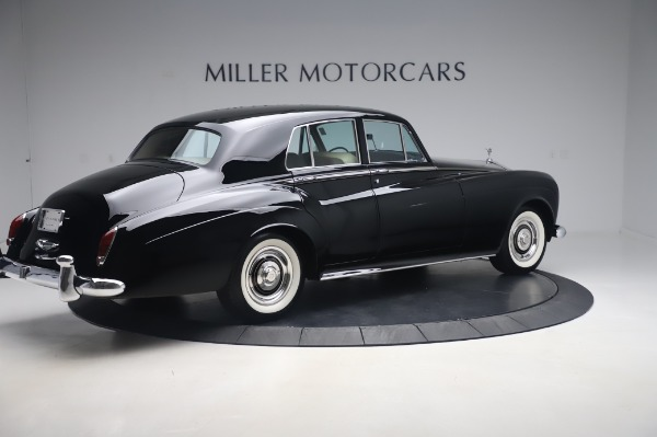 Used 1965 Rolls-Royce Silver Cloud III for sale $99,900 at Bentley Greenwich in Greenwich CT 06830 9