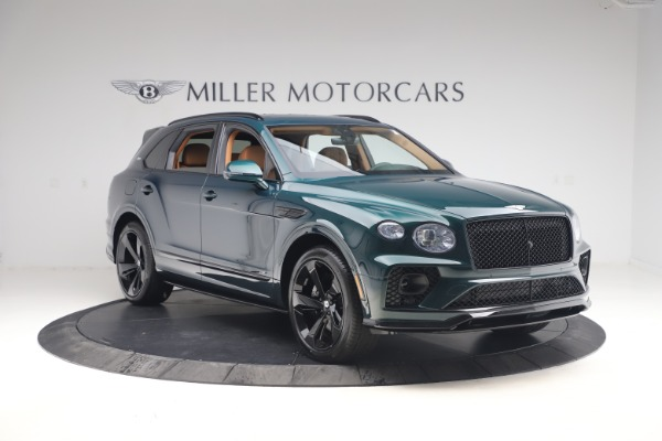 New 2021 Bentley Bentayga V8 First Edition for sale Sold at Bentley Greenwich in Greenwich CT 06830 11