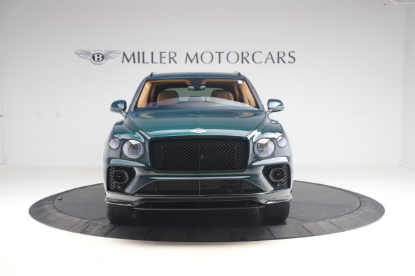 New 2021 Bentley Bentayga V8 First Edition for sale Sold at Bentley Greenwich in Greenwich CT 06830 12