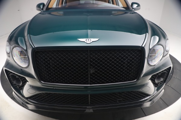 New 2021 Bentley Bentayga V8 First Edition for sale Sold at Bentley Greenwich in Greenwich CT 06830 13