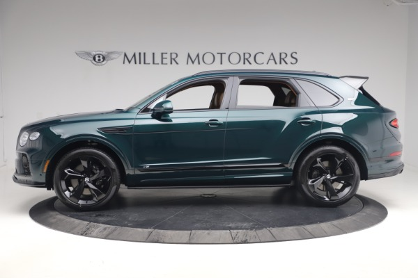 New 2021 Bentley Bentayga V8 First Edition for sale $265,205 at Bentley Greenwich in Greenwich CT 06830 3