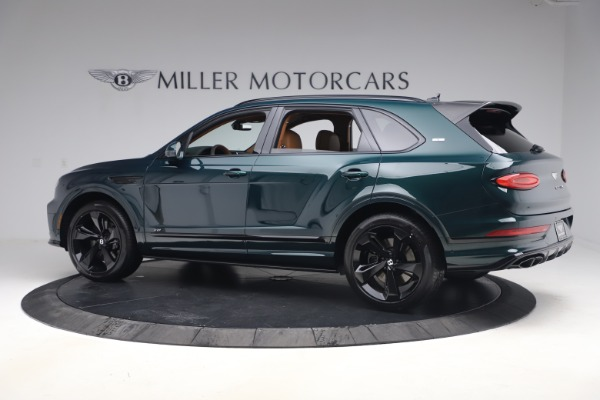 New 2021 Bentley Bentayga V8 First Edition for sale $265,205 at Bentley Greenwich in Greenwich CT 06830 4