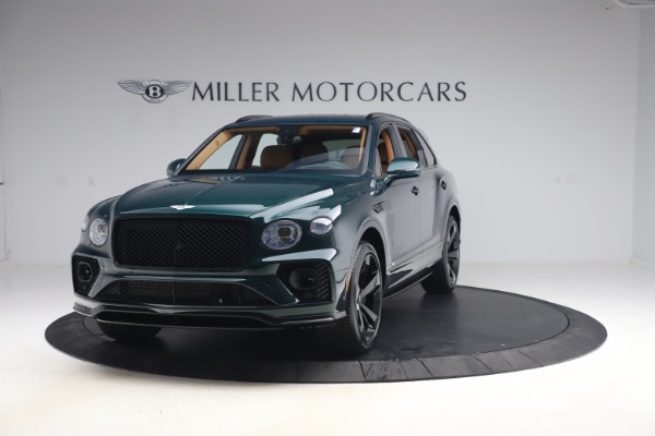 New 2021 Bentley Bentayga V8 First Edition for sale $265,205 at Bentley Greenwich in Greenwich CT 06830 1