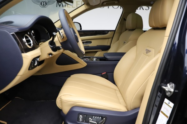 New 2021 Bentley Bentayga V8 for sale Sold at Bentley Greenwich in Greenwich CT 06830 18