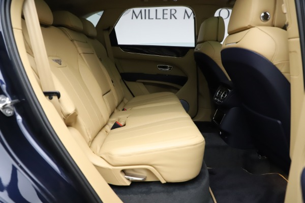 New 2021 Bentley Bentayga V8 for sale Sold at Bentley Greenwich in Greenwich CT 06830 28