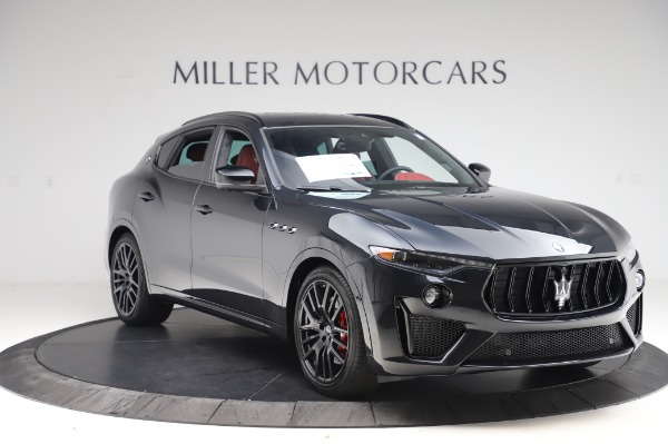 New 2020 Maserati Levante GTS for sale Sold at Bentley Greenwich in Greenwich CT 06830 11
