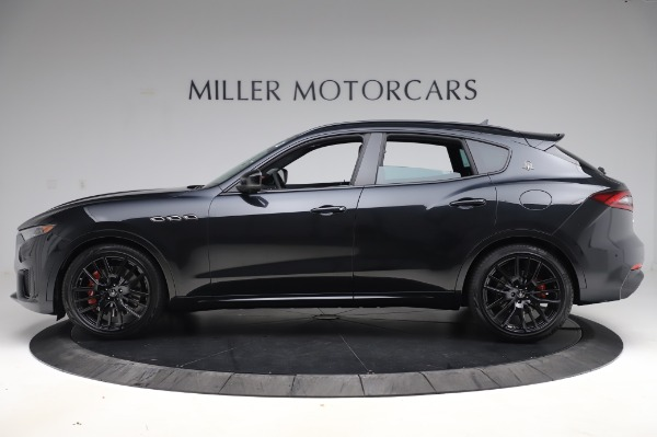New 2020 Maserati Levante GTS for sale Sold at Bentley Greenwich in Greenwich CT 06830 3