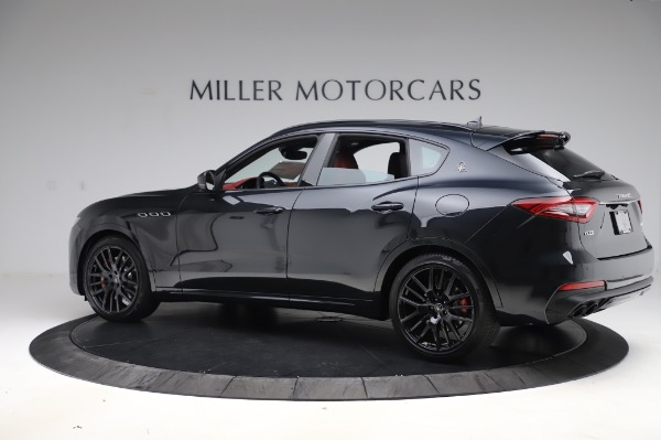New 2020 Maserati Levante GTS for sale Sold at Bentley Greenwich in Greenwich CT 06830 4